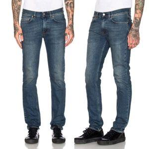 Acne Studios Ace Vintage Stretch Jeans 33x32